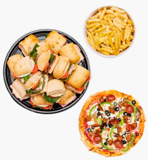 Pizza Catering Columbus | Uptown