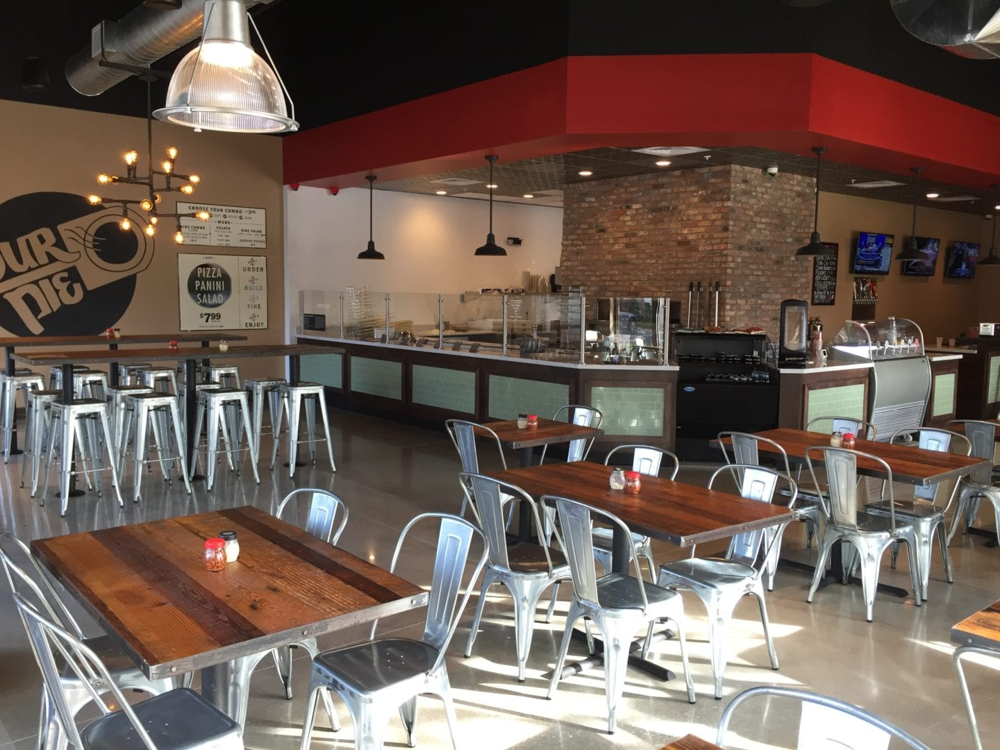 Pizza Coral Springs Your Pie Coral Springs