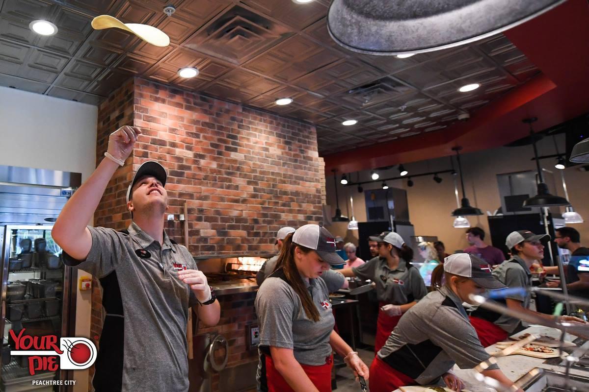 Pizza Peachtree City Ga