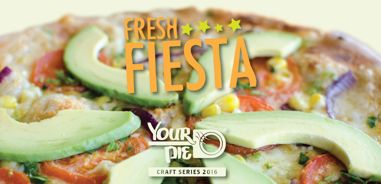 CRAFT SERIES: Introducing the Fresh Fiesta Pie, Firecracker Gelato, & Drink Local Beer