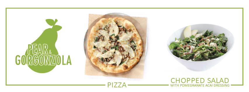 Health-Inspired Craft Series Pairing: Pear & Gorgonzola Pie or Salad