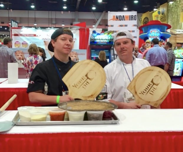 Your Pie competes at 2017 International Pizza Expo in Las Vegas