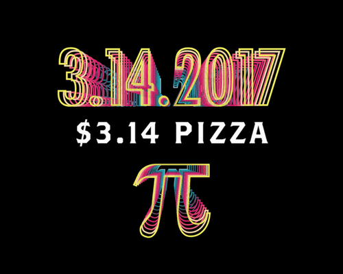 Your Pie featured on Parade's top 10 National Pi Day 2017 deals