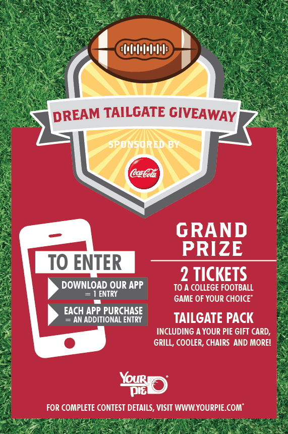 Dream Tailgate Giveaway