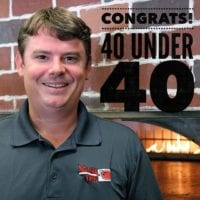 Drew French 40 under 40 atlanta business chronicle your pie franchising