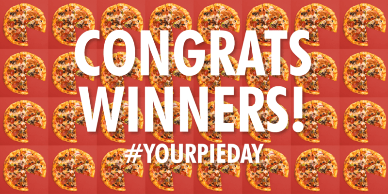 #YourPieDay Pi Day giveaway at Your Pie 2018